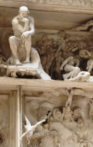 Rodin Porte de l'enfer